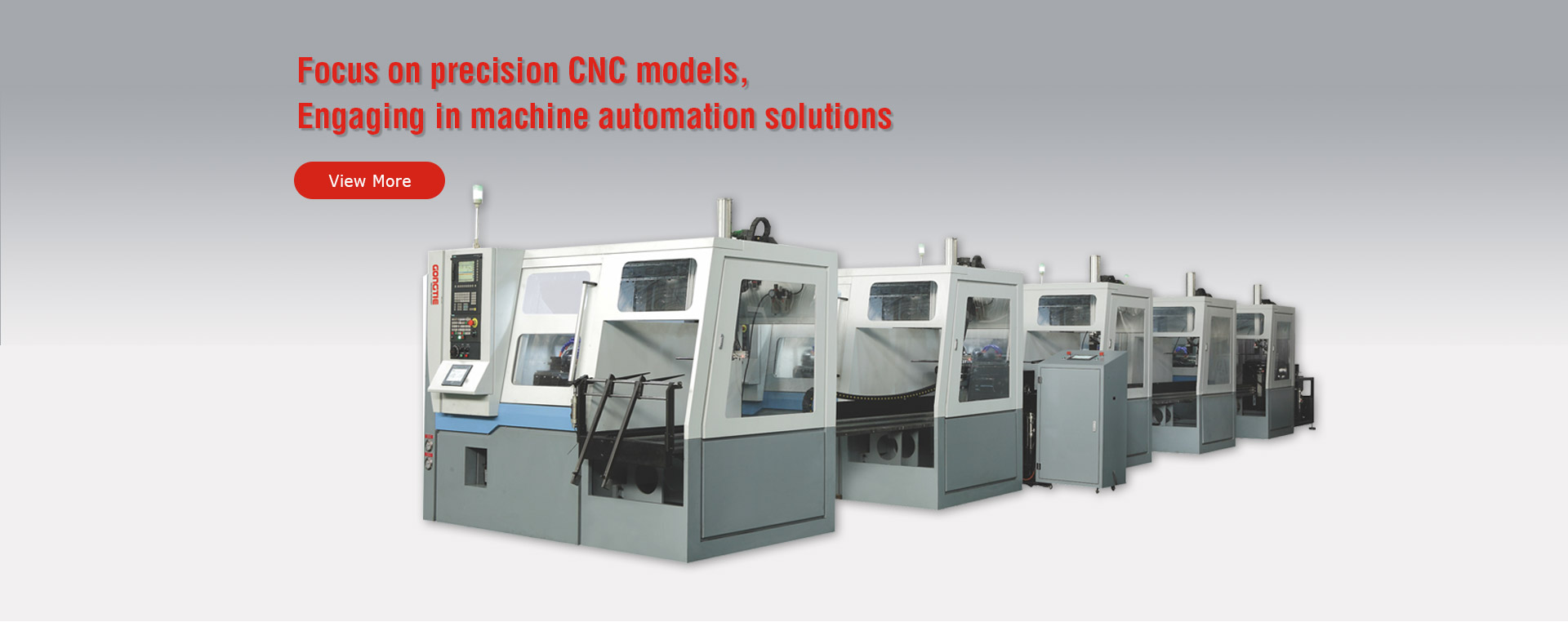 CNC Gantry Loader