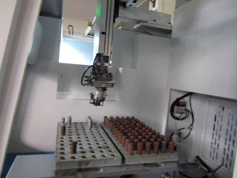 CUSTOMER CASE: INCLINED BED CNC WITH AUTO LOADING DEVICE