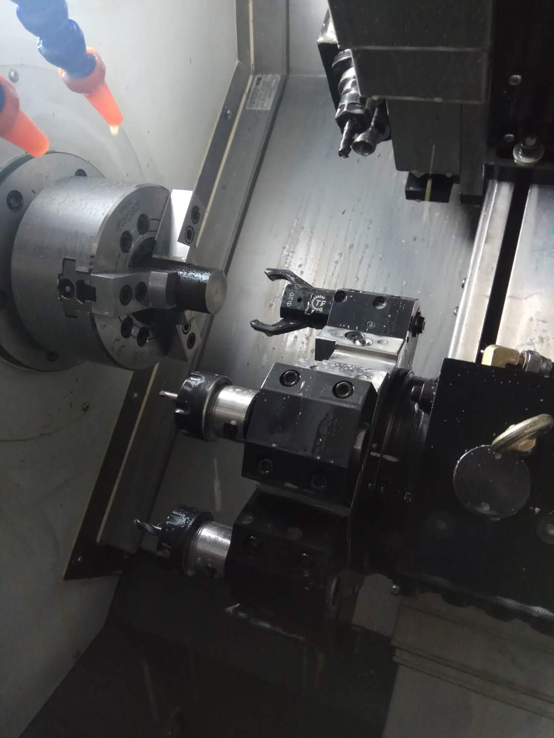 customer case: recombination application of gongtie CNC
