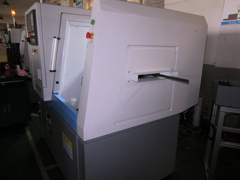 GONGTIE CNC : Q7-2A CNC WITH GANTRY LOADER