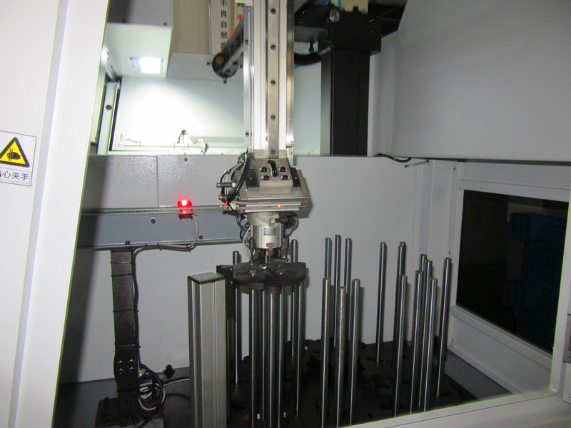 GONGTIE CNC: application of double cnc combination