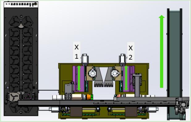 GONGTIE dual spindle CNC LATHE FOR PROCESSING CYMBALS