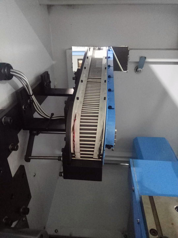 customer case: three lathes combined application