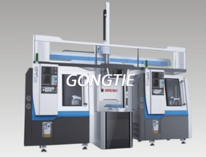 Cnc Lathe With Parallel Hand Supplier