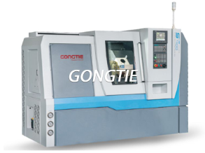 Cnc Lathe With Detecting System Export