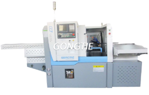 Cnc Lathe With Feeding Device Manufacturer