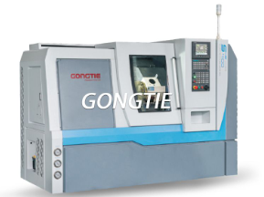 Precision Cnc Lathe With Detecting System