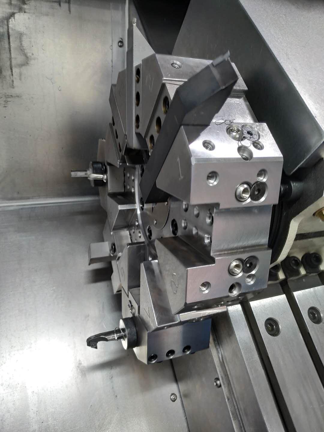 S36 7C SLANT CNC WITH GANTRY LOADER