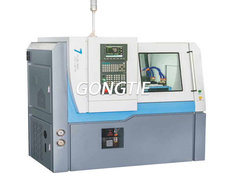 CNC Lathe With Cooling System Supplier