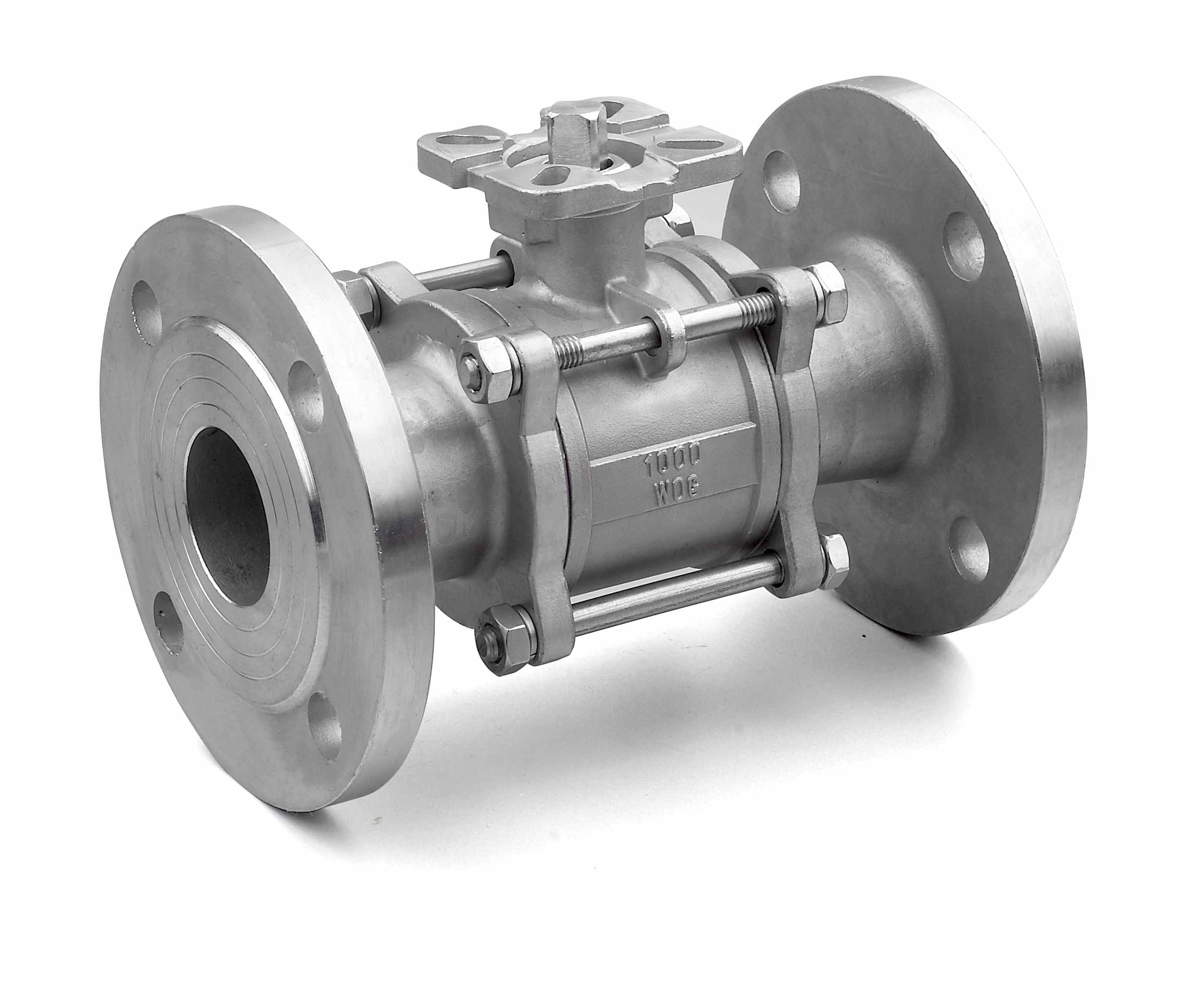 Customer case of flanges  accessaries