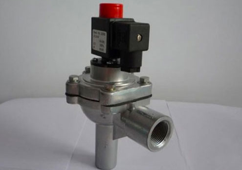 Case of Solenoid valve assembly