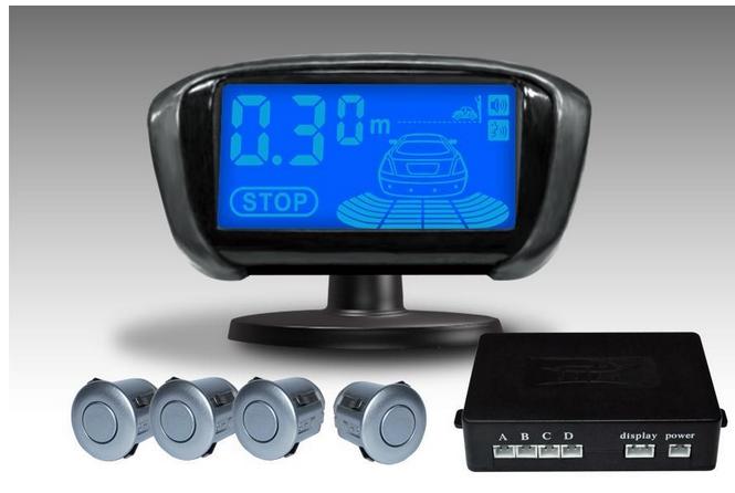Customer case of shell for automobile reversing radar