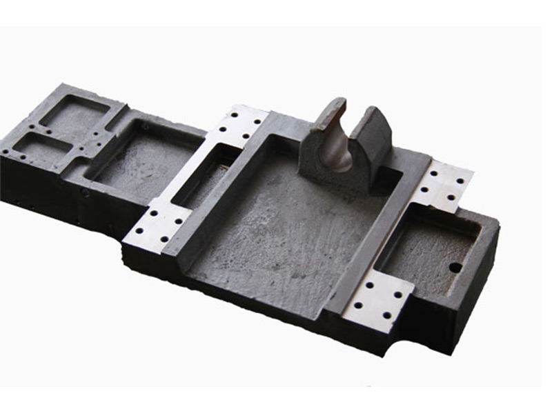 Sliding Saddle Plate
