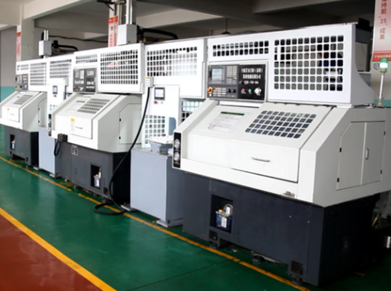 Double Precision CNC Lathes with Gantry Loader