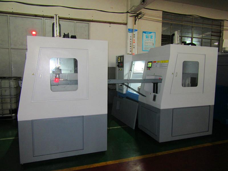 GONGTIE CNC:  application of double cnc combination