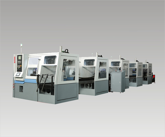 CNC Lathe & Automation Integration Application