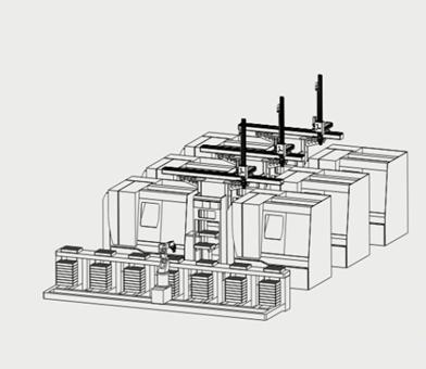CNC Lathe & Automation Integration Application