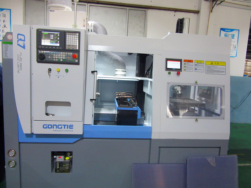 customer case :Q7+4C FOR FORGING PART PROCESSING