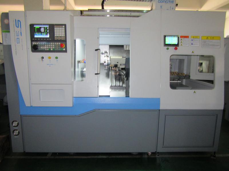 precised processing for aluminium made parts