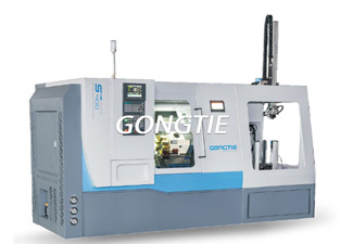 Variable Speed State Of CNC Lathe Hydraulic Power System