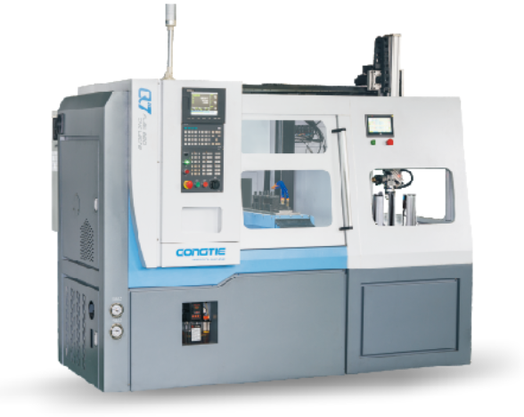 CNC Q7 WITH ROTARY WORKSTOCKING