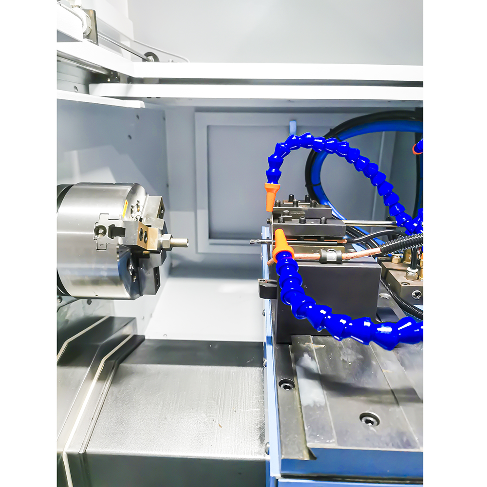Industrial Robot for Stocking Work Pieces